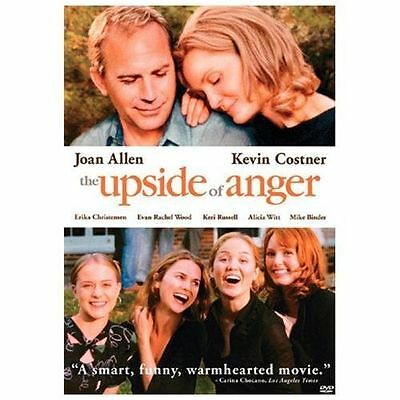 The Upside of Anger, New DVD, Mike Binder,Alicia Witt,Keri Russell,Evan Rachel W