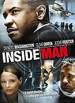 Inside Man (DVD, 2006, Full Frame) ***DISC ONLY***