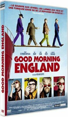 Good morning England // DVD NEUF