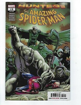 Amazing Spider-Man Vol 5 # 19 Cover A NM Ships Apr 10th