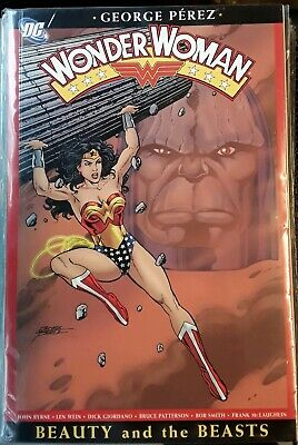 Wonder Woman Beauty and the Beast Vol.3 Brand New Graphic Novel TPB Bagged