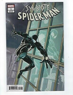 Symbiote Spider-Man # 1 Alex Saviuk 1:50 Variant NM Marvel Pre Sale Apr 10th