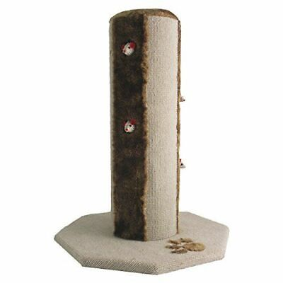 Rosewood CatWalk Tokyo Anti-Scratch Catnip Scratch Post With Mouse Toys - NQP