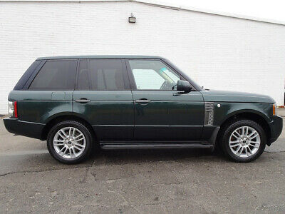 2011 Land Rover Range Rover HSE 2011 Land Rover Range Rover HSE SUV Used 5L V8 32V Automatic 4WD