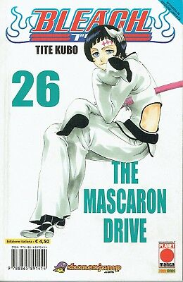 "Tite Kubo - Bleach vol. 26 ""The mascaron drive"" (ristampa) - Planet Manga"