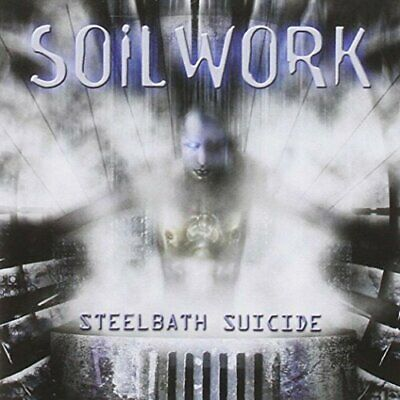Soilwork-Steel Bath Suicide (Arg) Cd New