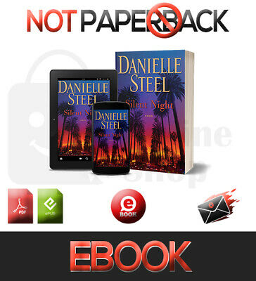 Silent Night A Novel By Danielle Steel NEW 2019 FAST DELIVERY [pdғ-ερυв]