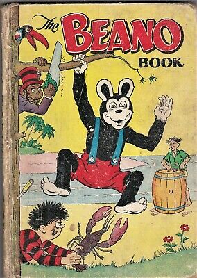 THE BEANO ANNUAL 1954 Comic book (published 1953)