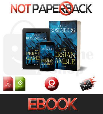 The Persian Gamble By Joel C NEW 2019 FAST DELIVERY [pdғ-ερυв]