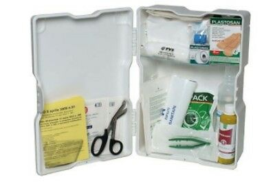 Primo Aid Kit Cabinet In Plastic Up To 2 Employees