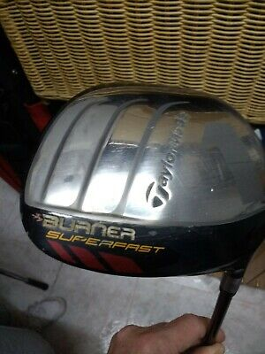 Driver golf Taylormade Burner Superfast 10,5 °