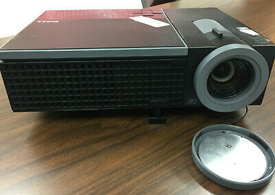 Dell DLP Front Digital Projector 1510X 88 Lamp Hours Tested