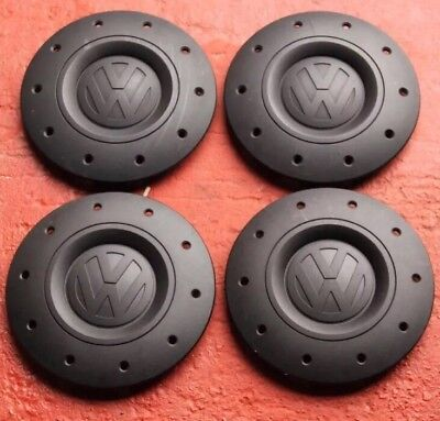 Vw Transporter T5 T6 Genuine Steel Wheel Hub Cap Centre Cover 7H0601151B