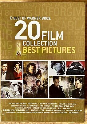 Best of Warner Bros.: 20 Film Collection - Best Pictures (1929-2006)
