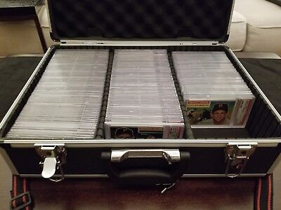 PSA Graded Card Case Storage Box Display Case Holder PSA SGC BGS + BONUS