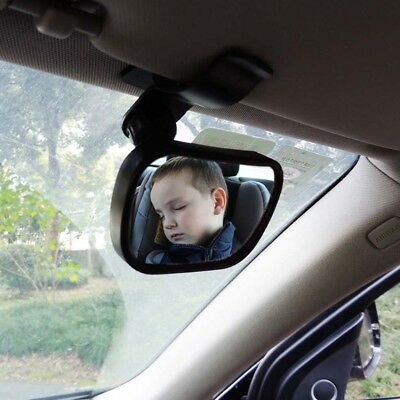 Kids Baby Car Seat Rear View Mirror Facing Back Infant Child Toddler WardSafetyR