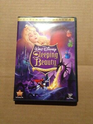 Disney's Sleeping Beauty 2- DISC DVD-Platinum Edition-NEW & SEALED