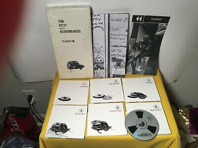 """Tom Petty And The Heartbreakers """"Playback"""" 6 CD Box Set Book Missing#2"""