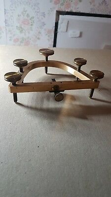 Antique Brass Freezing Microtome By James Swift