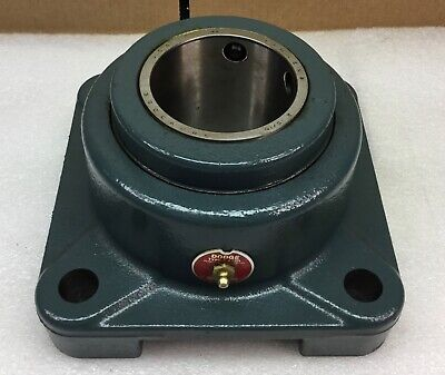 "NEW DODGE FCE215R 023137 ROLLER BEARING UNIT 4 BOLT 2-15//16/"" BORE 4 AVAILABLE"