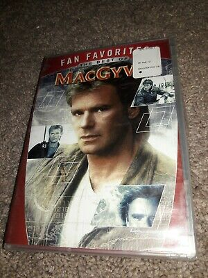 MacGyver: Fan Favorites (DVD, 2012) THE BEST OF. RICHARD DEAN ANDERSON. FREE SHI