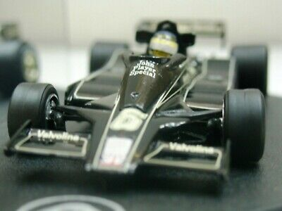 WOW EXTREMELY RARE Lotus 78 Ford Peterson S.Africa 1978 1:43 Quartzo-Minichamps