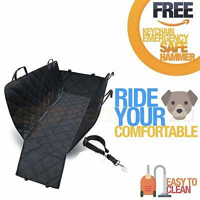 Dog Seat Cover Car Seat Cover for Pets - Scratch Proof & Nonslip 54x58 inches).