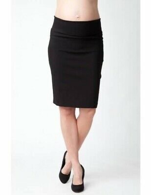 Ripe Maternity Black Skirt Size S Perfect Condition