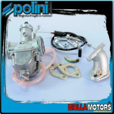 177.0090 Kit Carburatore Polini D.22 Lml Star Deluxe 125 4T Carburatore