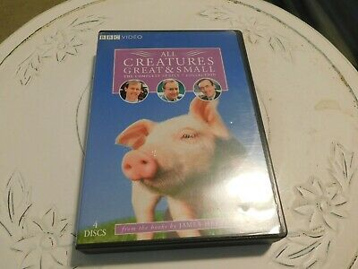 All Creatures Great  Small: The Complete Series 7 (DVD, 2007, 4-Disc Set)148