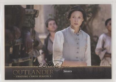 Outlander Season 3 Gold Crest Base Card #15 The Other Woman