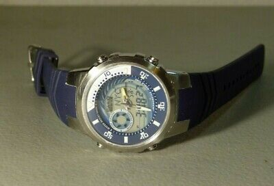 Mens Casio Marine Gear Moon Phase Tide Graph Mrp 702 Ana Digi Watch 4779 Movt