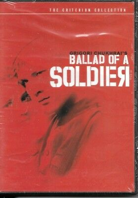 Ballad of a Soldier (DVD, 2002, Criterion Collection)