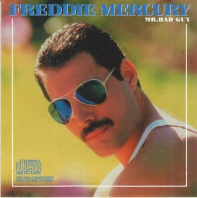 Freddie Mercury - Mr. Bad Guy Cd