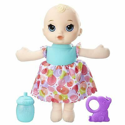 Baby Alive Lil' Slumbers (Blonde) - Brand New