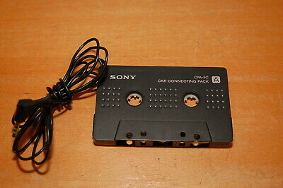 Sony CPA-9C Car Cassette Adapter for MP3/iPod.