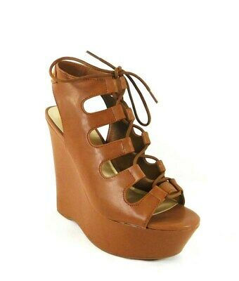 Sandals By 5m29 99picclick Wedge Brown G 7 J5q43ral Platform Hexen Guess xBoedrC
