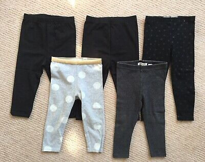 Girls Size 1 Leggings Bundle Country Road Cotton On