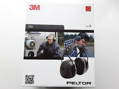 3M PELTOR X Series  Quality Ear Defender - X5A new in the box  ( LAST ONES)