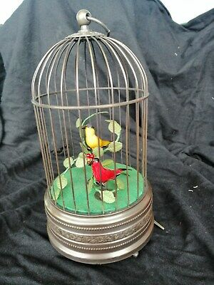 Singvogelkäfig (singing bird cage)ca:1950/60