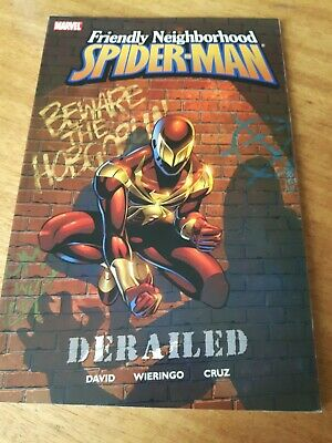 Friendly Neighborhood Spider-man Vol.1: Derailed by Marvel Comics (Paperback, 2…