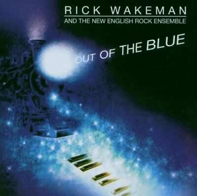 CD:Rick Wakeman & English Rock Ensemble - Out Of The Blue (Live 2001 Remastered)