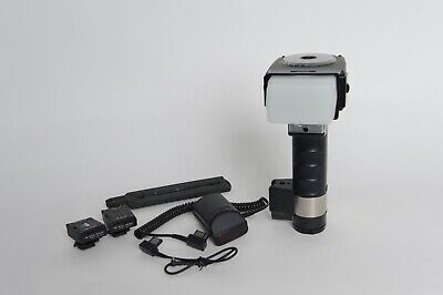 Metz 45CL-4 digital flash with SCA 3402 + SCA 3952 + SCA 3045