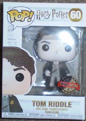 HARRY POTTER POP! Funko Figure 60 Tom Riddle Sepia Effect Special Edition NEW