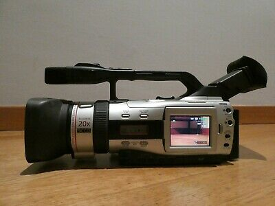 Canon camcoder XM2 Videocamera professionale - usata - 2 batterie