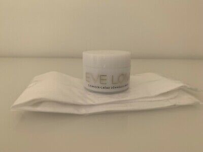 Eve Lom Cleanser & Muslin Cleansing Face Cloth, 20ml - TRAVEL