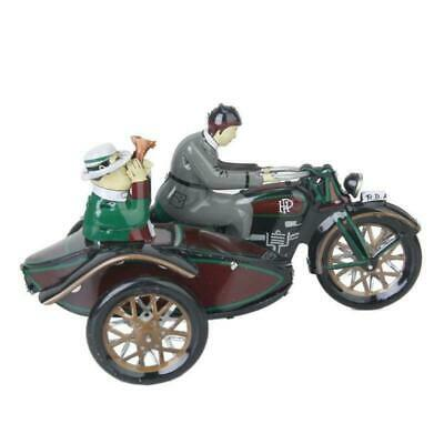 Spielzeug Buntes Spin Out-motorrad Wind-up Tin Toys