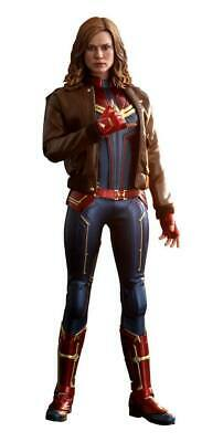 Hot Toys Captain Marvel Captain Marvel Deluxe Version 1/6 Action Figure preorder