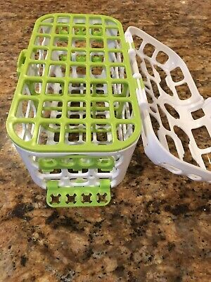 Munchkin High Capacity Dishwasher Basket for Baby Bottle Nipple Pacifier