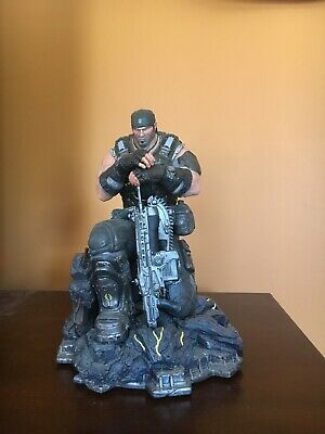 Gears Of War 3 Epic Limited Collectors Edition Markus Statue